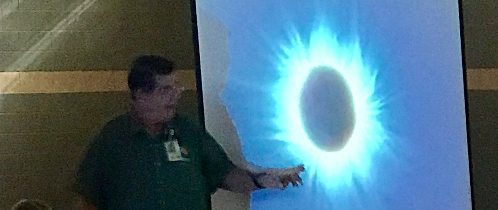 A special guest presentation on the August 21st Solar Eclipse!